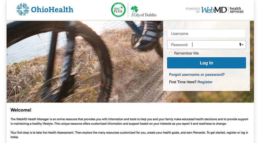HBC-HealthScreening-Portal